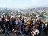 Austauschschüler beider Schulen in Tiflis